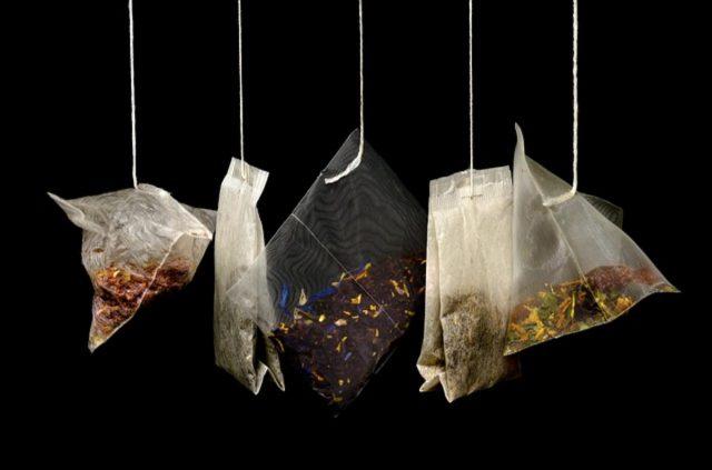 torebka od herbaty