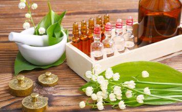 Akcesoria do aromaterapii i innych zabiegów medycyny naturalnej